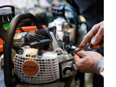 Необходимость ремонта техники Хускварна